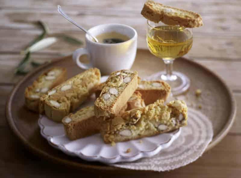 Cantuccini Originalrezept – leckeres Mandelgebäck selber zubereiten