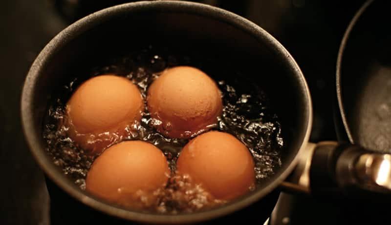 Gekochtes Ei Nährwerte