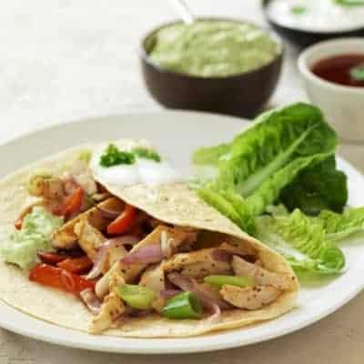 Mexiko Rezepte Bofrost Rezeptwelt Fajita mit 3 beilagen
