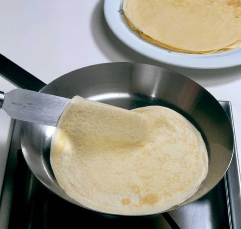 Pfannkuchen ohne Zucker gesunde Pfennkuchen Rezept
