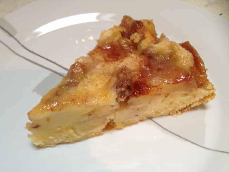 Einfaches Rezept für köstlichen Walnuss-Apfelkuchen