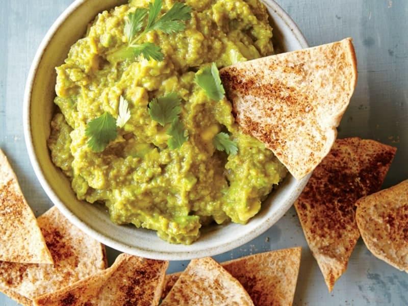 Avocado Knoblauch Dip – cremig, köstlich und ultra-einfach