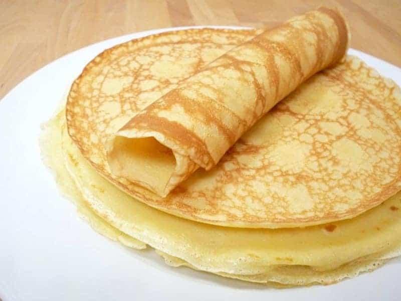 Mehlpfannkuchen Grundrezept