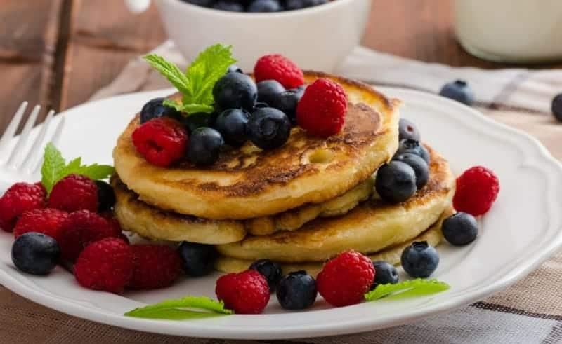 Pfannkuchenteig ohne Milch selber zubereiten