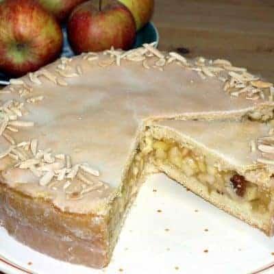 super saftiger Apfelkuchen einfaches Rezept
