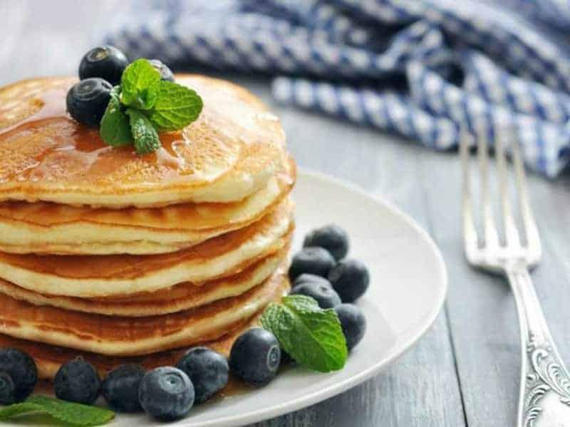 Pfannkuchen ohne Milch Rezept