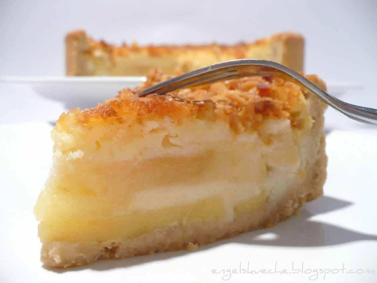 Super leckere Rezepte – Apfelkuchen mit Frischkäse