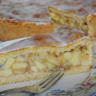Mailänder Apfelkuchen Rezept