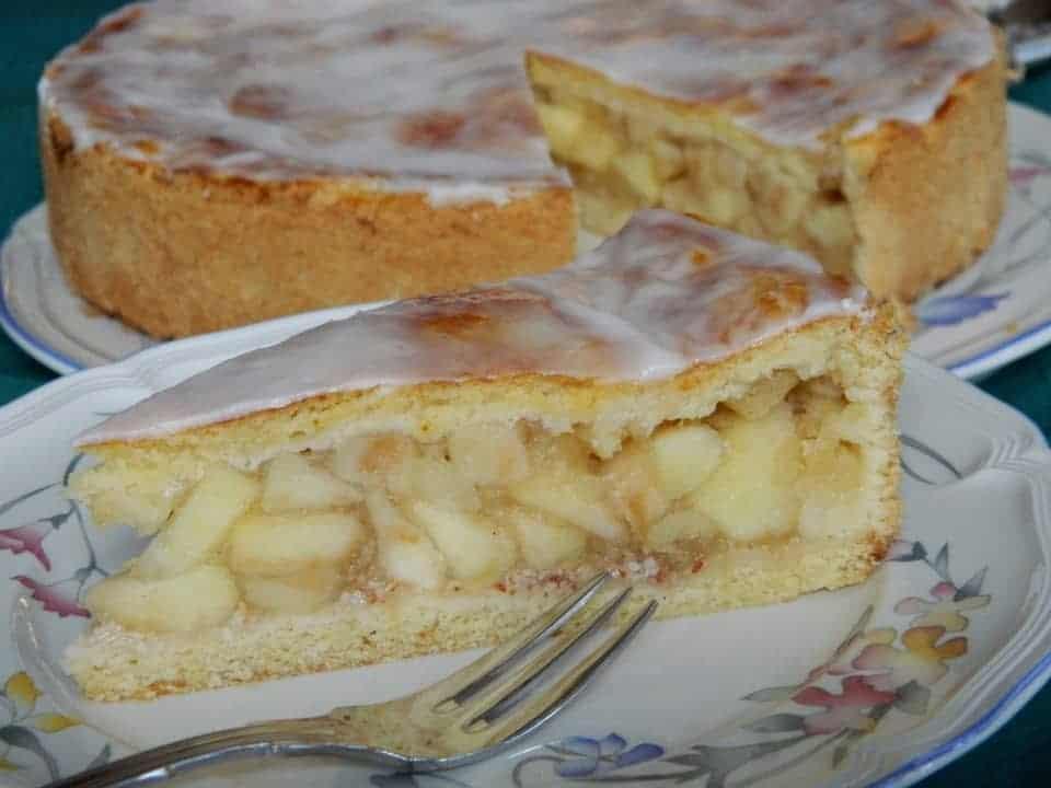 Mailänder Apfelkuchen Rezept – herrliche Idee für Ihre Kaffeepause!