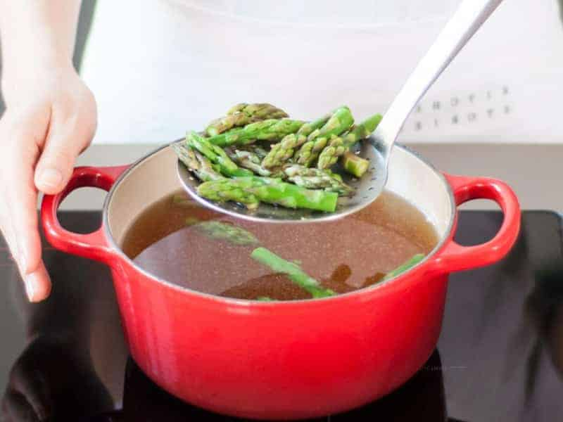 Spargel kochen wie geht es richtig
