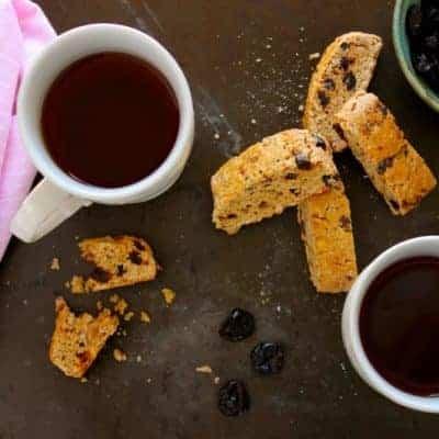 Biscotti Rezept italienische gebäck
