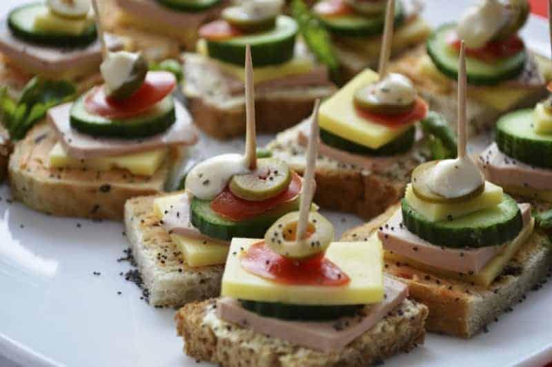 Fingerfood Buffet Selber Machen Kreative Rezeptideen