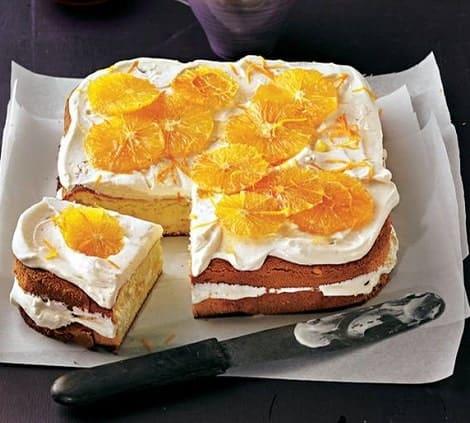 Brigitte Rezepte Kuchen: Orangenkuchen mit Tonkabohne