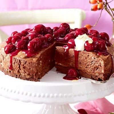 schnelle Schokoladenmousse Rezepte Torte ohne Backen