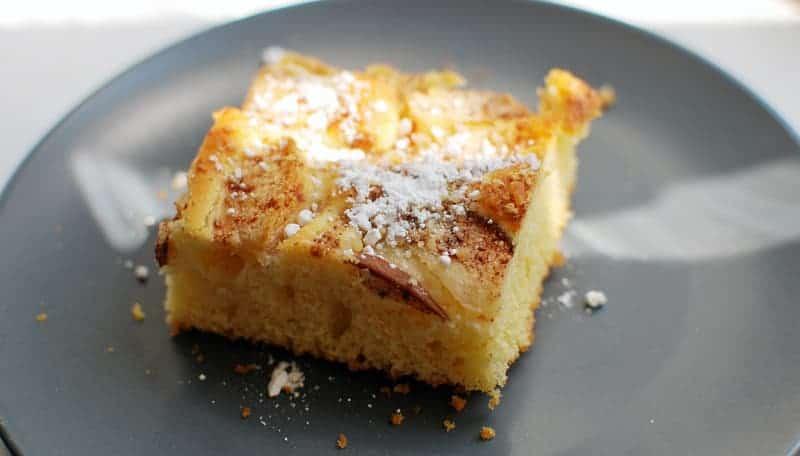 Der beste Apfelkuchen der Welt: low carb Rezept