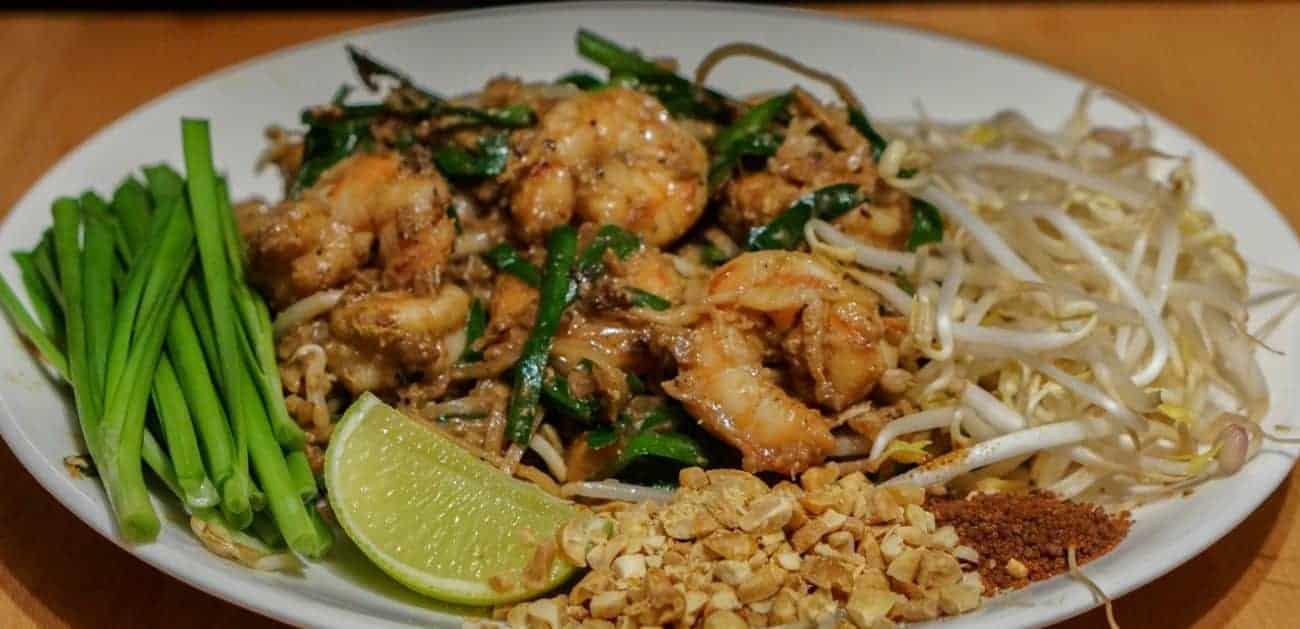 Asiatische Gerichte selber machen – Pad Thai