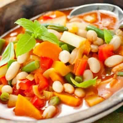 Minestrone Suppe Rezept