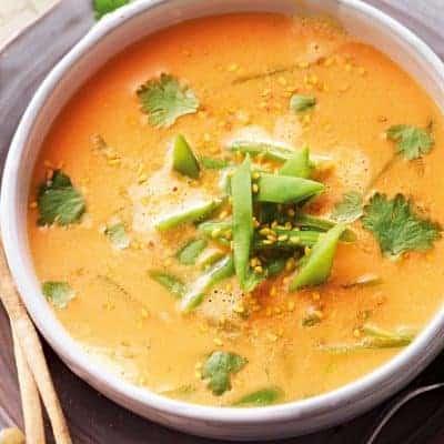 Süβkartoffel Suppe Rezept