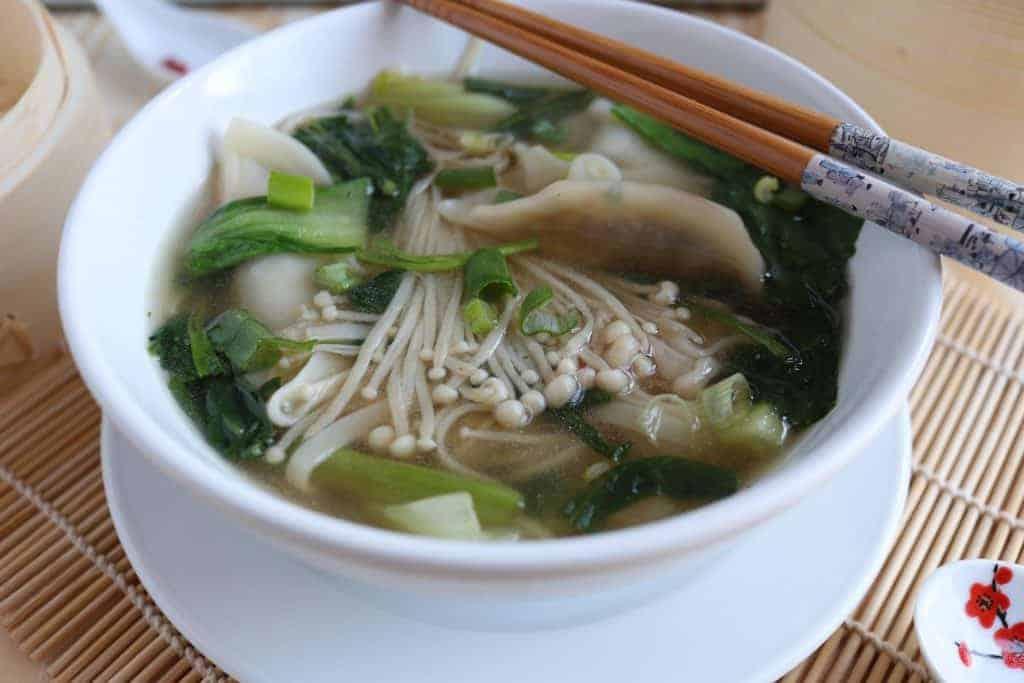 Wan Tan Suppe selber zubereiten – das Originalrezept