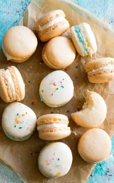 Französiche Macarons