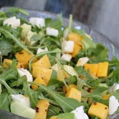Rucola Salat Rezept
