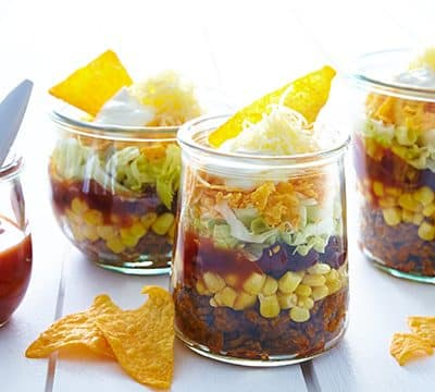 mexikanischer Taco Salat Rezept