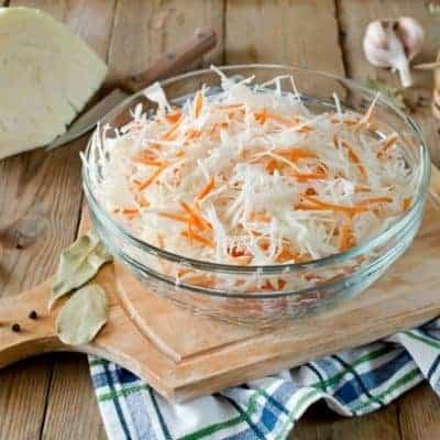 amerikanischer Coleslaw Salat