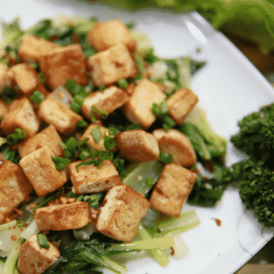 Pak Choi Salat9