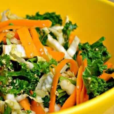 italienischer Salat vegetarisch
