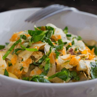 Pack Choi Salat