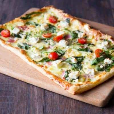 Blätterteig Pizza Rezept