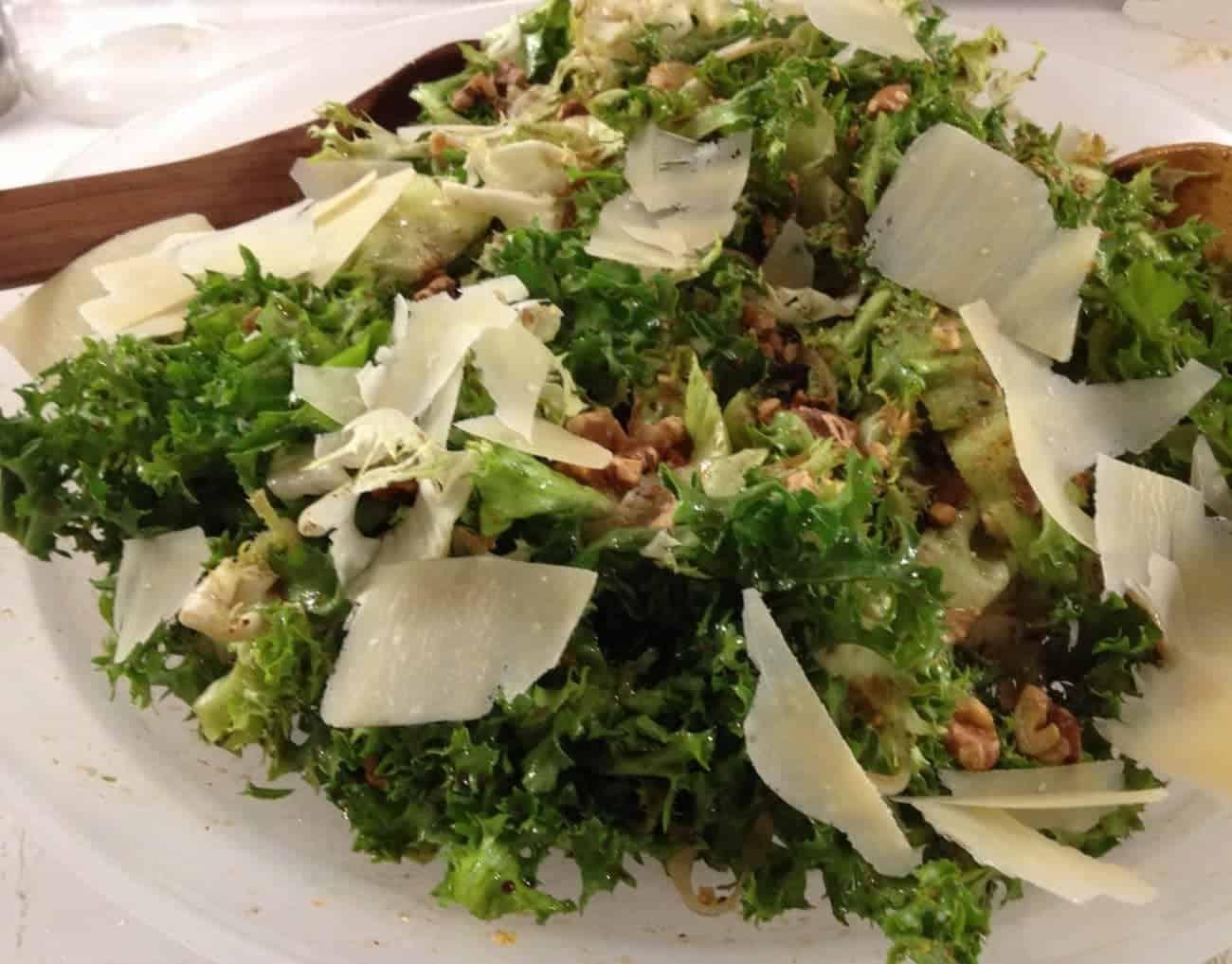 Chicoree Salat – einfach simpel in 12 Minuten