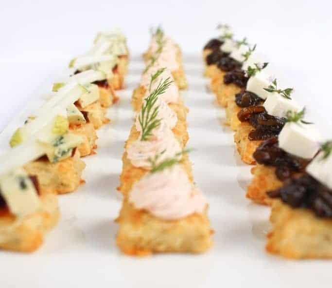 Fingerfood – das beste 25-Min-Party-Gericht