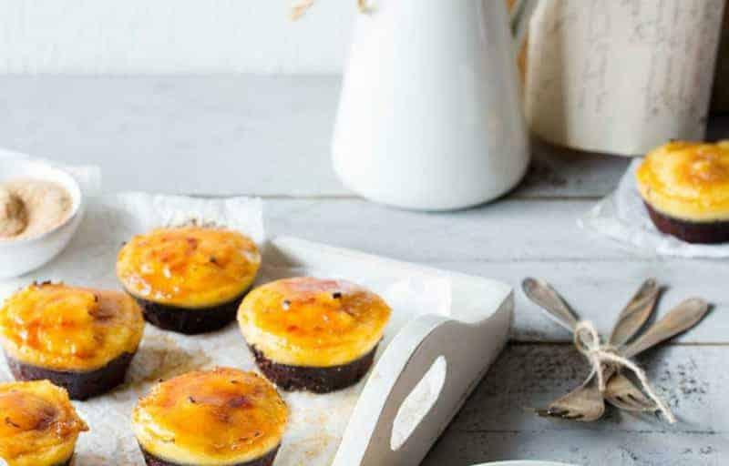Creme Brulee Brownies: ein himmlisch leckeres französisches Dessert