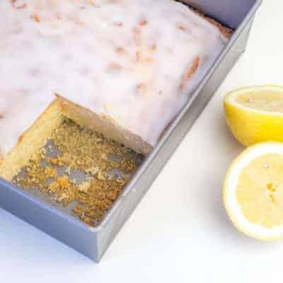 Zitronenkuchen veganes Rezept