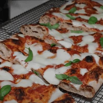 Pizza alla Romana