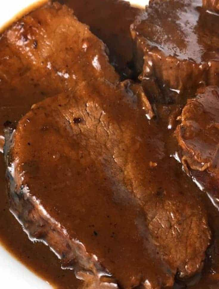 Sauerbraten auf deutsche Art – lecker, deftig, einfach gut!