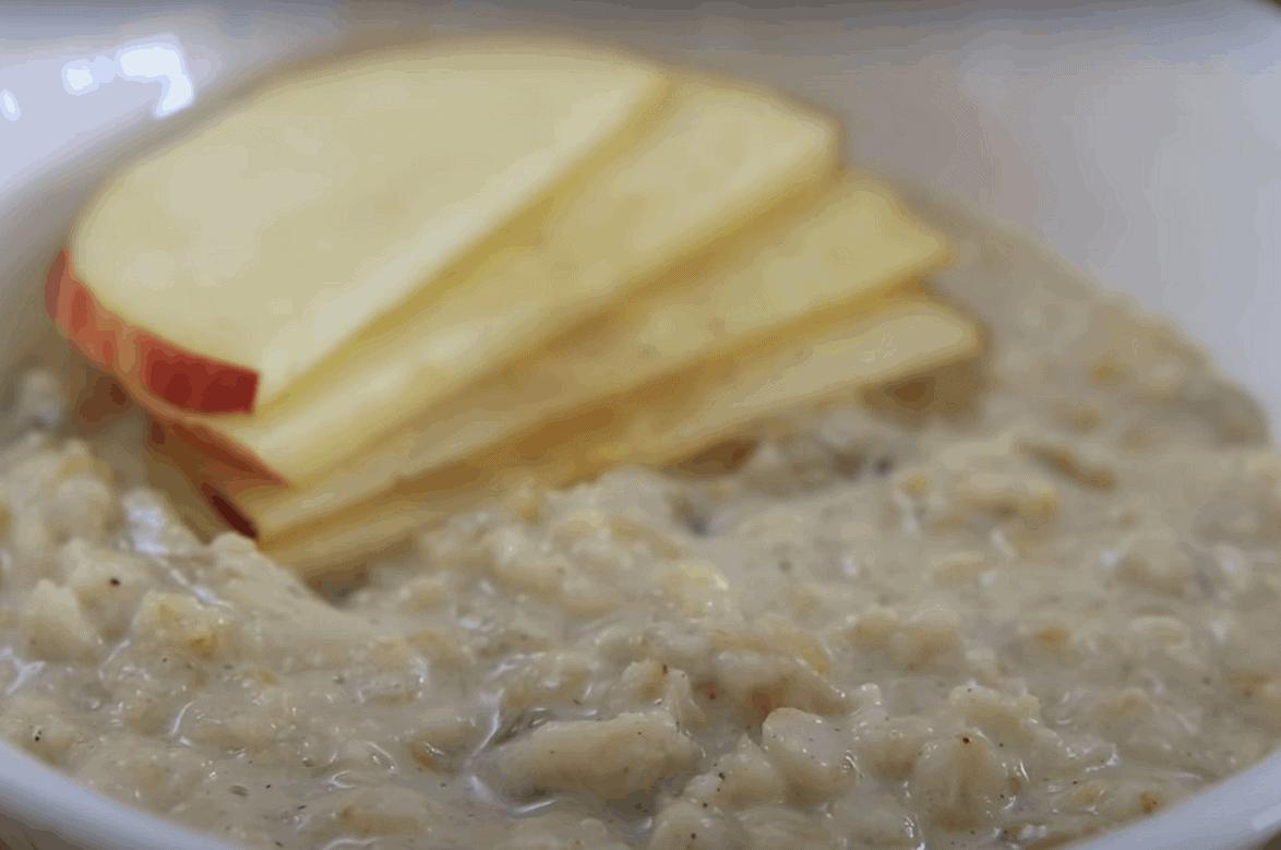 Schleimsuppe, die wirklich gut schmeckt