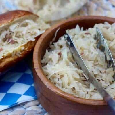 bayerisches Sauerkraut