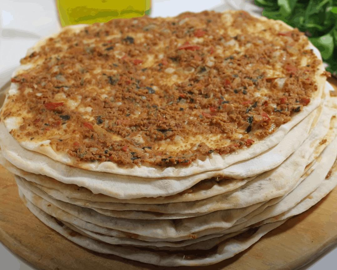 Lahmacun – türkische Pizza für Anfänger
