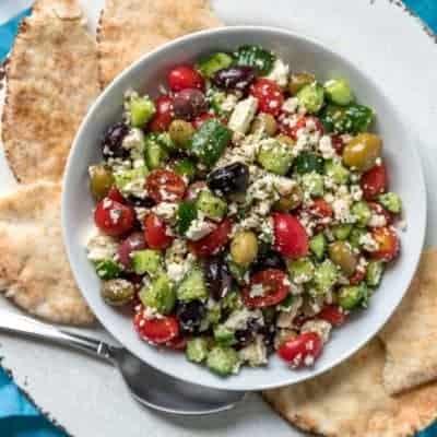 Paprika Salat