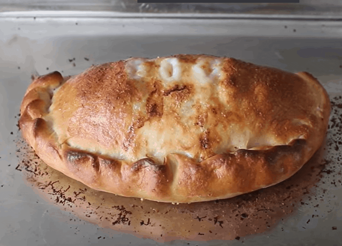 Pizza Calzone – einfache Zubereitung