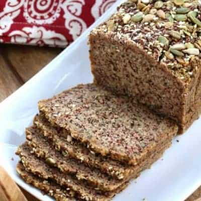 DIY low carb Brot