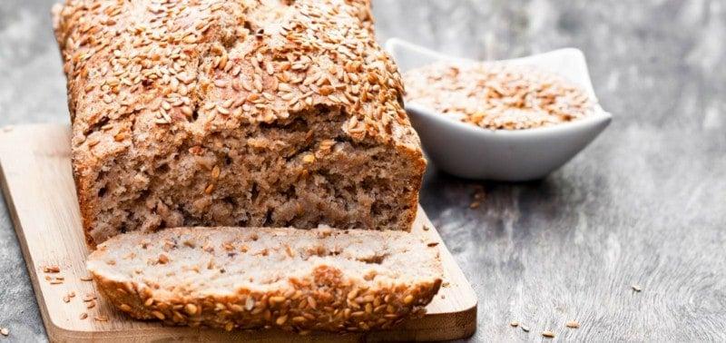 Eiweißbrot – super schnelles und leichtes low carb Rezept