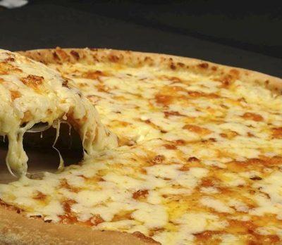 Pizza Quattro Formaggi Rezept