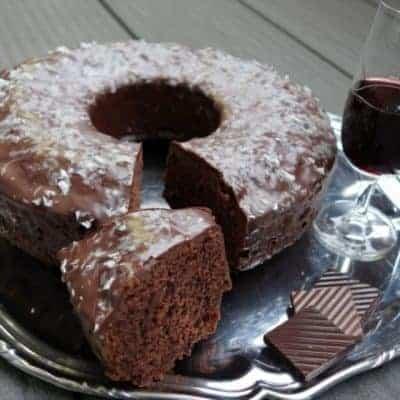 Rotweinkuchen Rezept