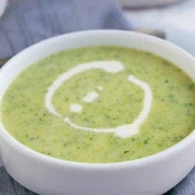 cremige Zucchinisuppe leicht gemacht