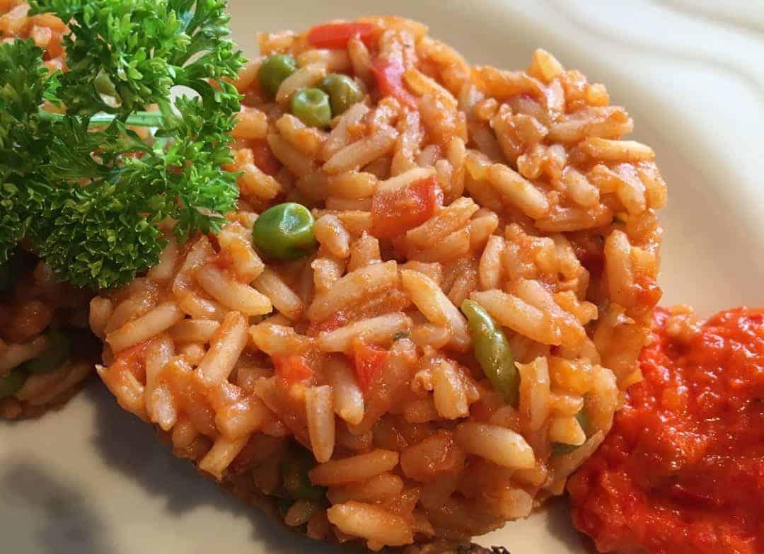 Djuvec Reis – ein Gericht aus der Balkanküche. Großartig !
