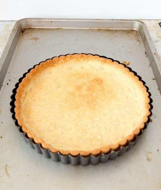 Süßer Mürbeteig für Desserts leicht gemacht