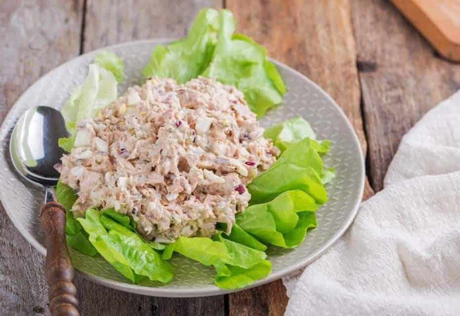 Thunfischsalat-cremig, lecker, simpel